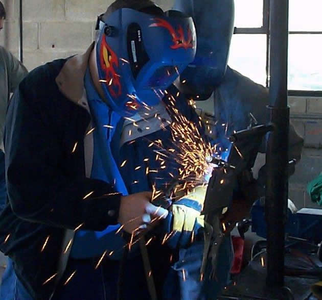 Lew-Kinney-Onsite-Welding-Training